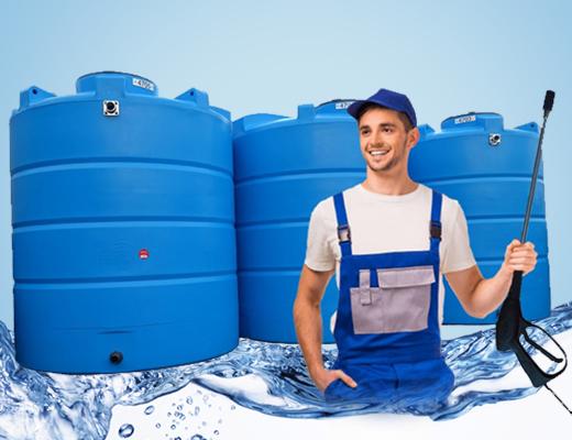 شركة تنظيف خزانات في بيش