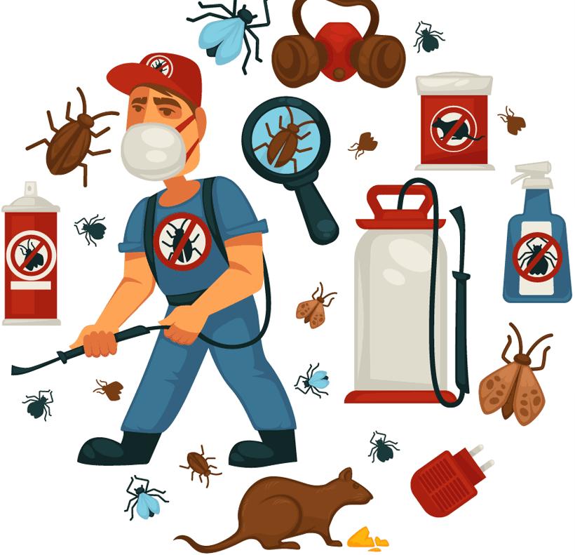 شركة مكافحة حشرات بالعارضة
